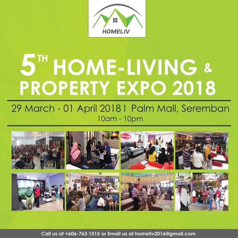 Home Living Expo - Palm Mall Seremban