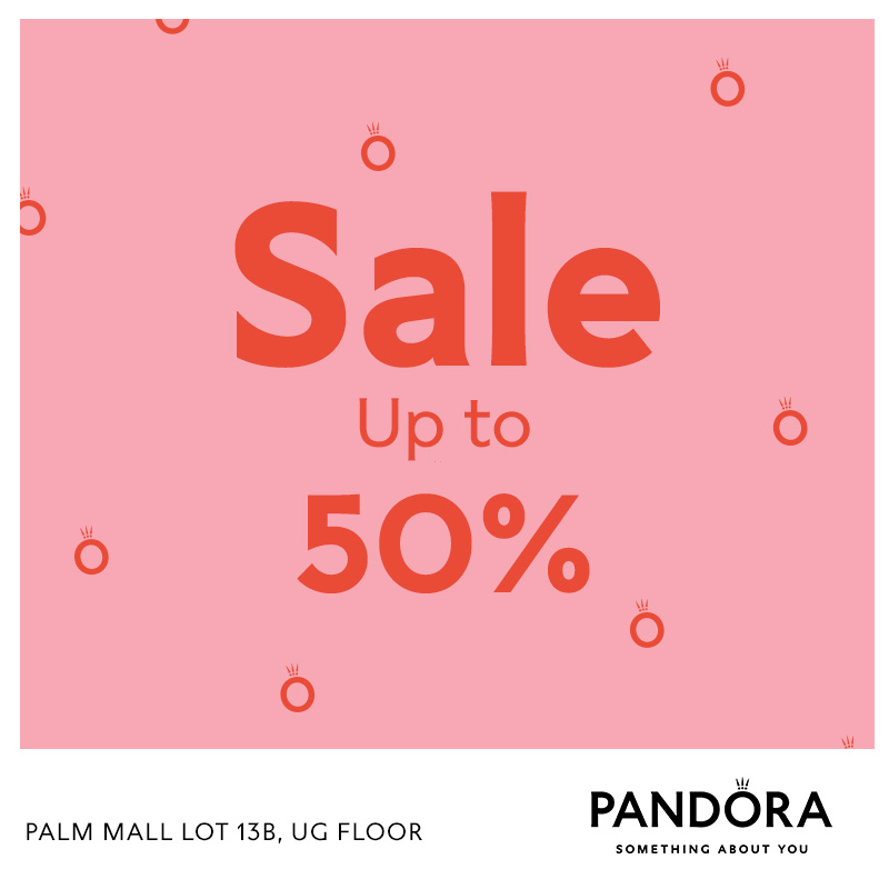 Pandora Winter Sale!