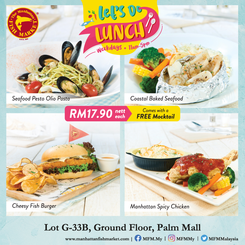 MFM: Let's Do Lunch