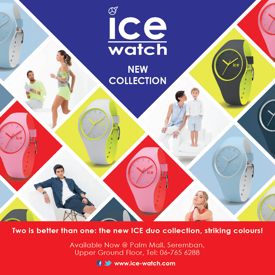 New Ice Duo Collection
