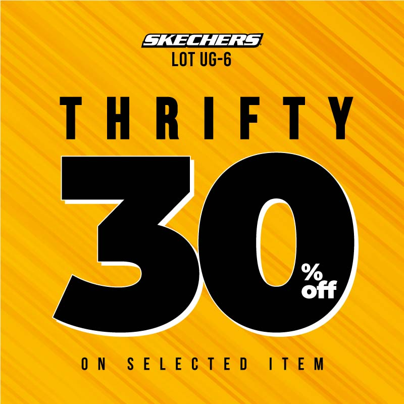 Thrifty 30% Offer