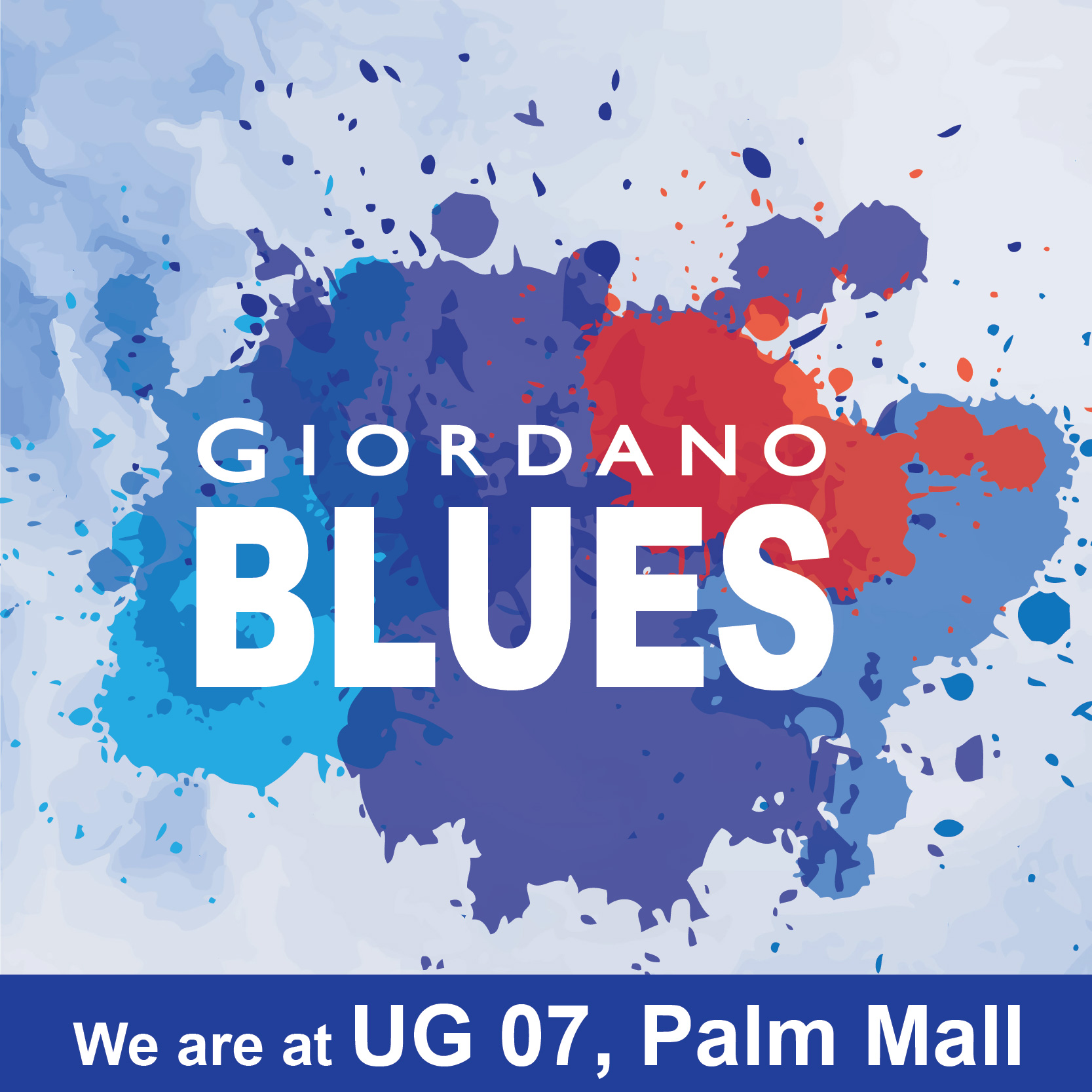 In-Style with Giordano BLUES Collection
