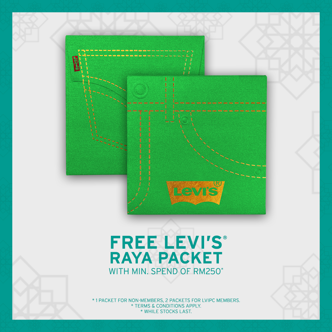 Levi's® Raya Promo