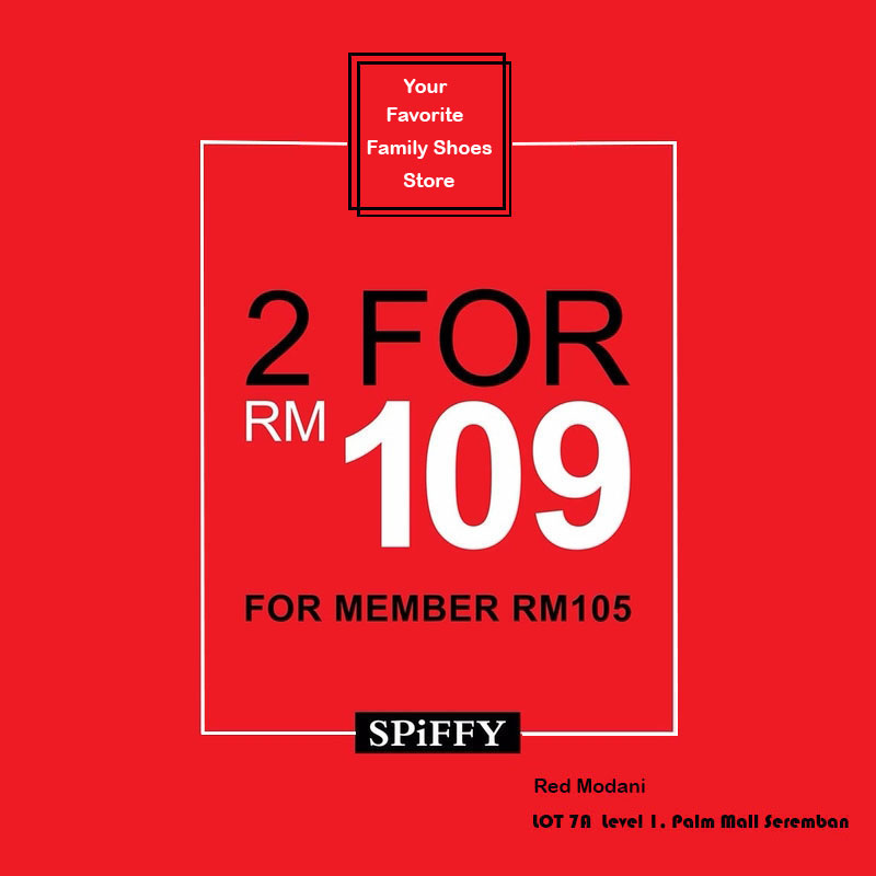 Red Modani March Promotion