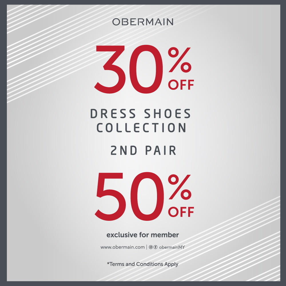 Obermain October Promotion