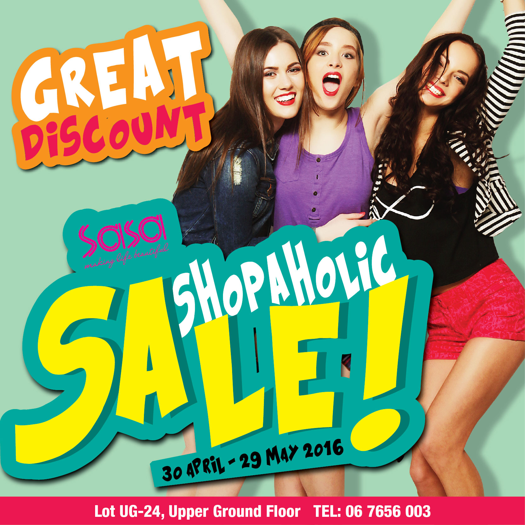 Shopaholic Sale