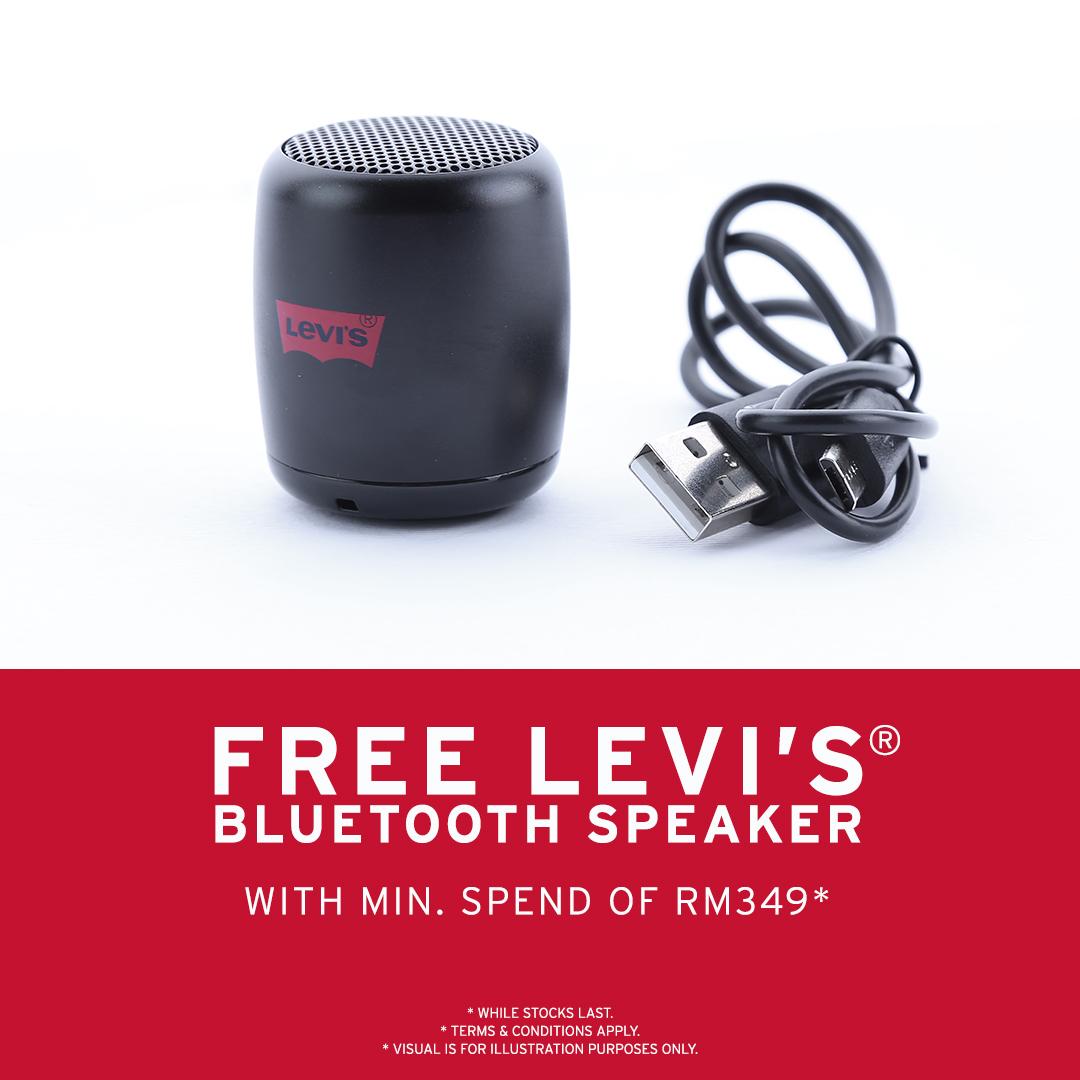 Levi's® GWP Promo