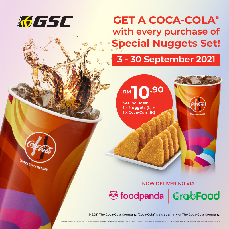 Special Nugget Set Promotion