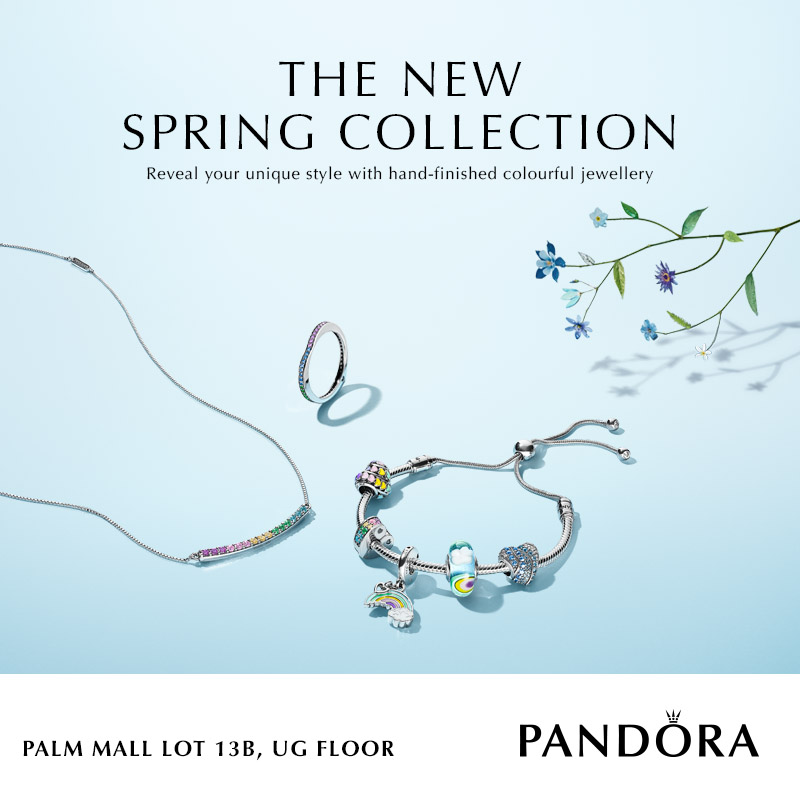 PANDORA Spring Collection - Newly Launched!