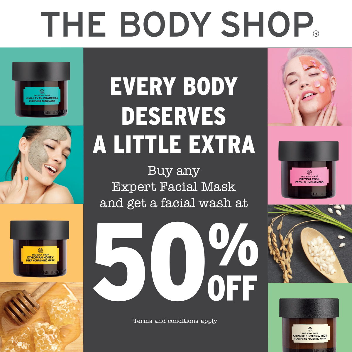 Body Shop August Highlight