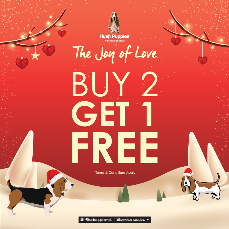The Joy of Love, Buy 2 Free 1
