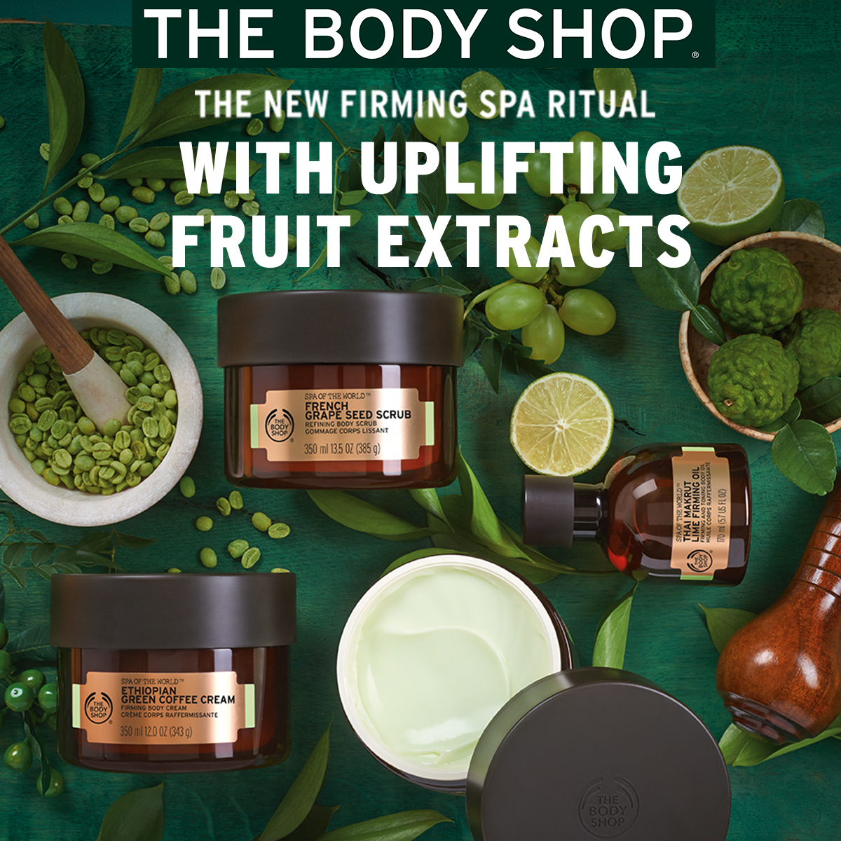 The Body Shop October 2017 Highlights