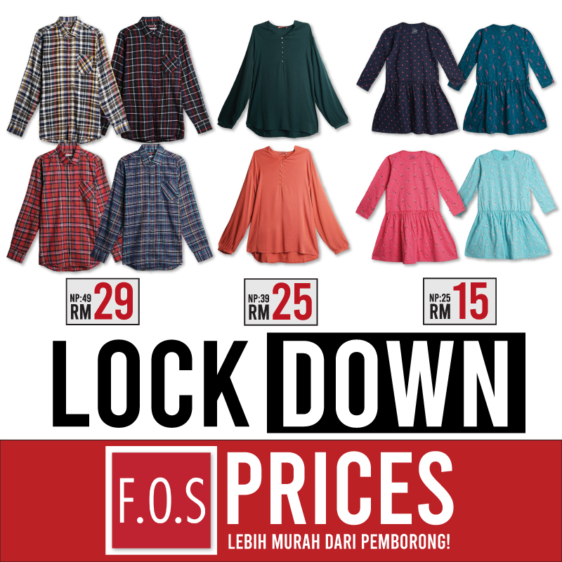 F.O.S Lockdown Price Round 2