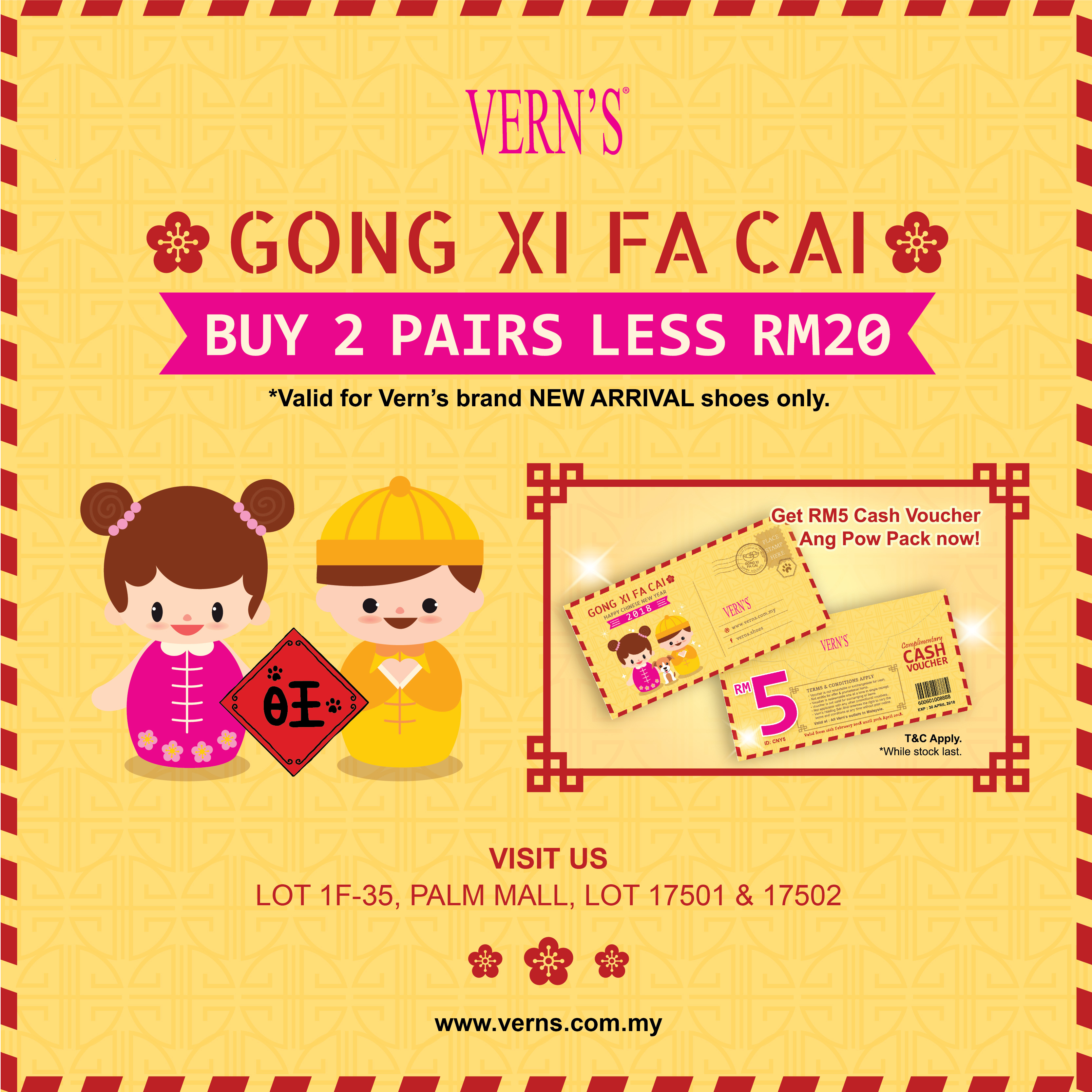 Chinese New Year Promotion !