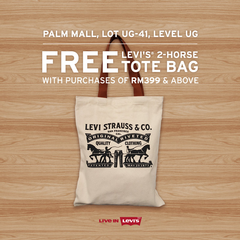 Levi's® Tote Bag Giveaway