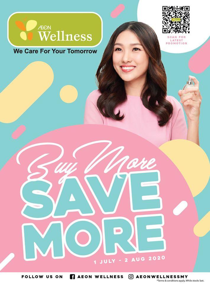 AEON Wellness: Buy More Save More