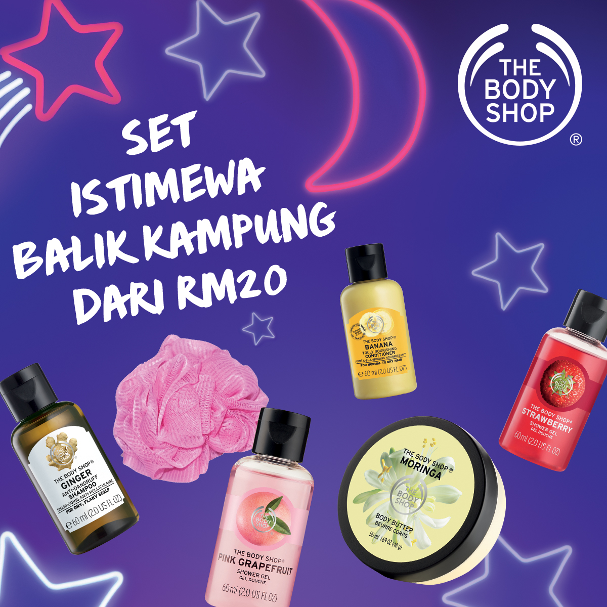 Body Shop Raya Promotion