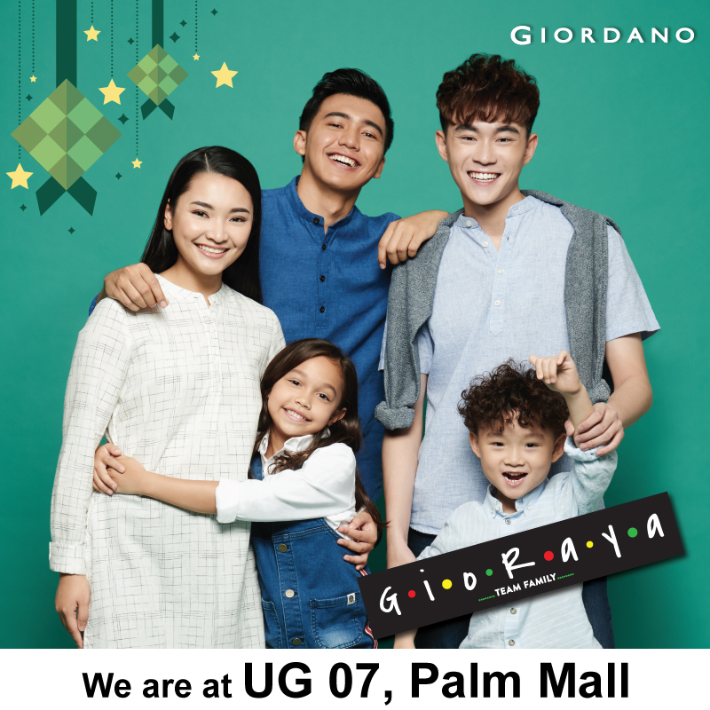 GioRaya2019 Celebration with Giordano!