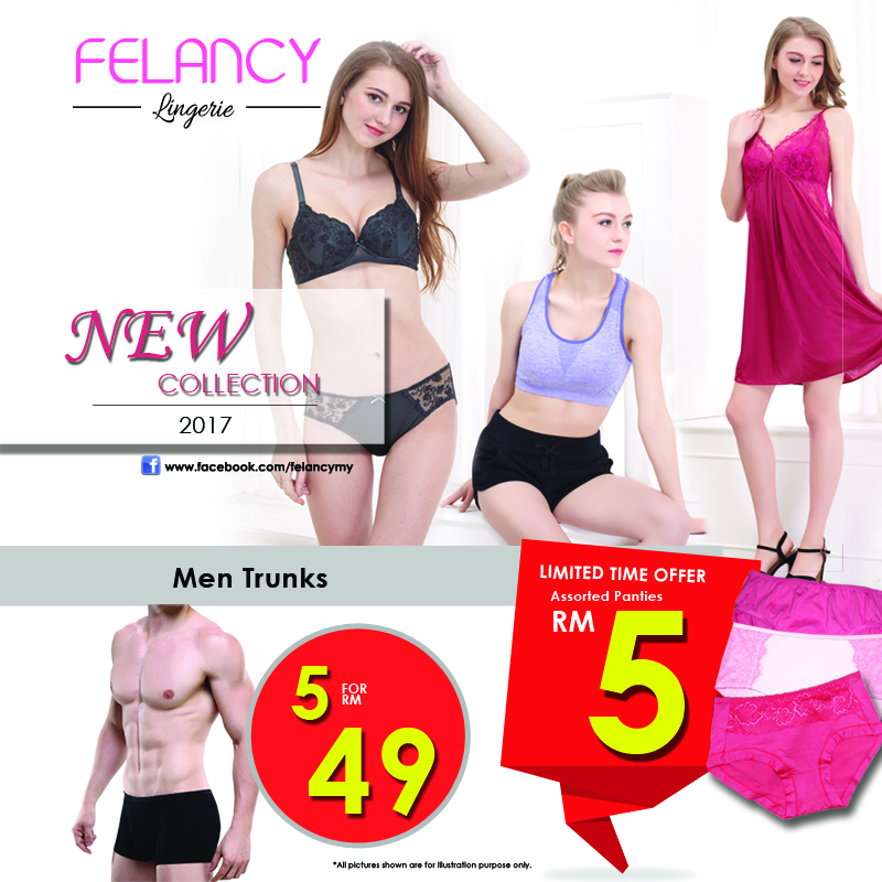 Felancy New Promotion