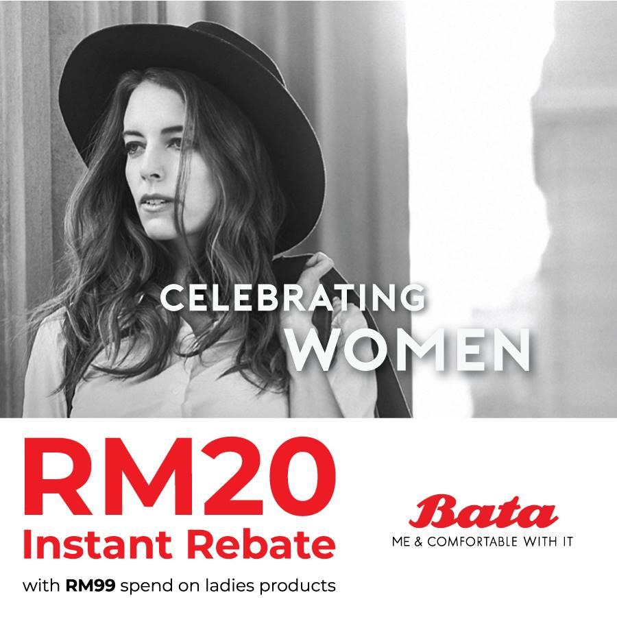 Bata International Women's Day