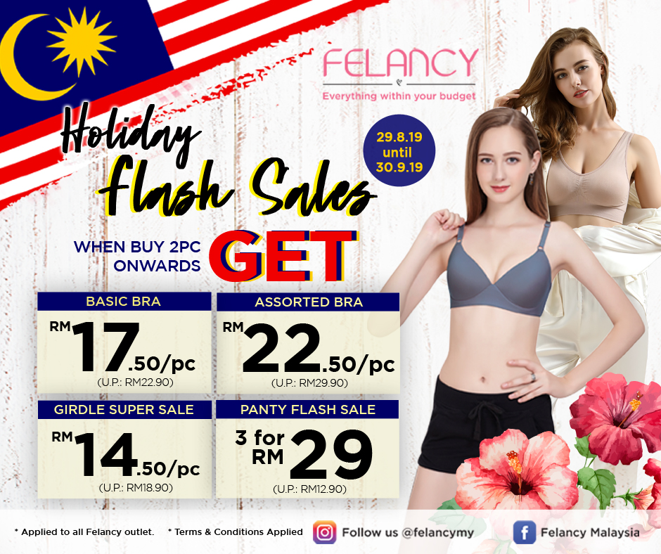Felancy Holiday Flash Sales