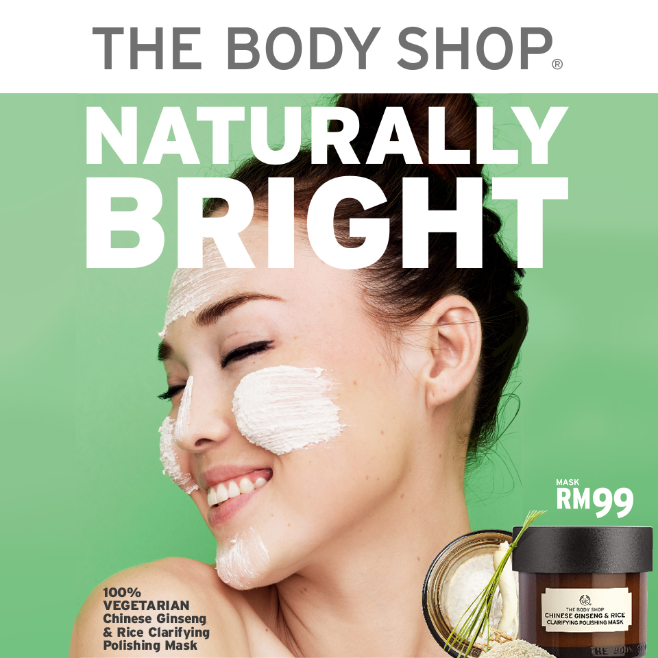 The Body Shop April Highlights