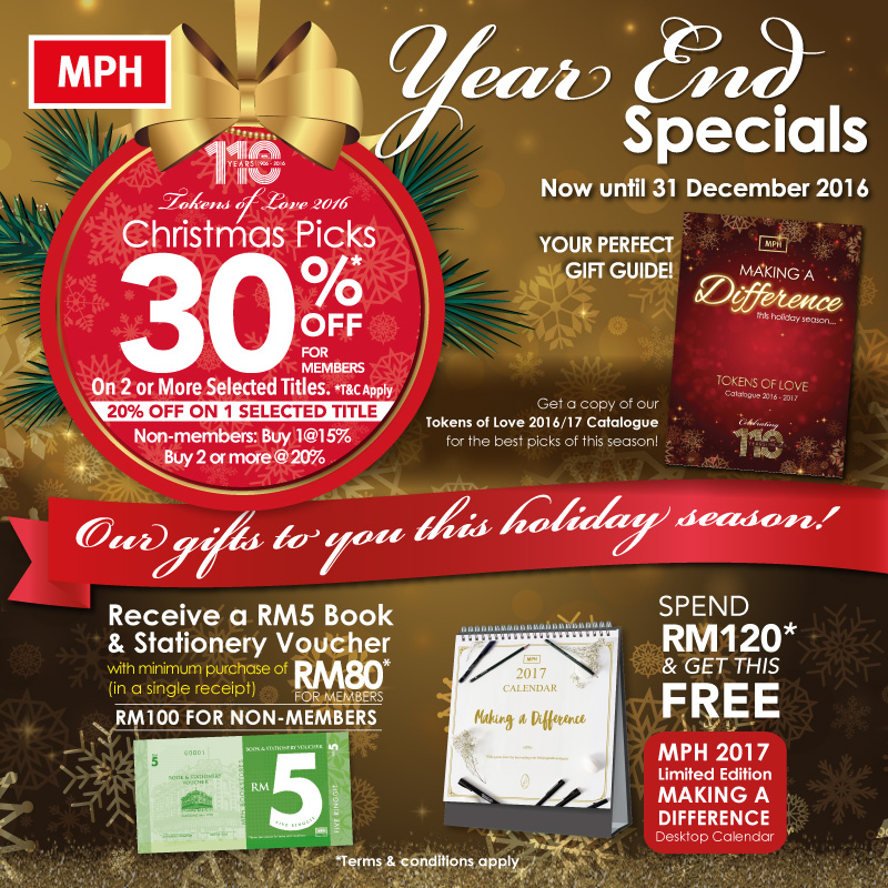 Year End Specials
