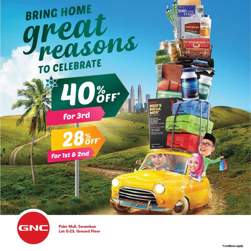 GNC Raya Promotion