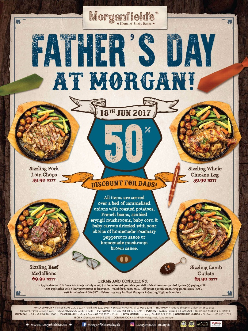 Father's Day at Morgan