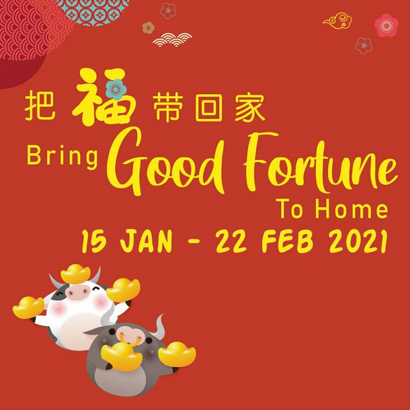 Caring Chinese New Year Sale