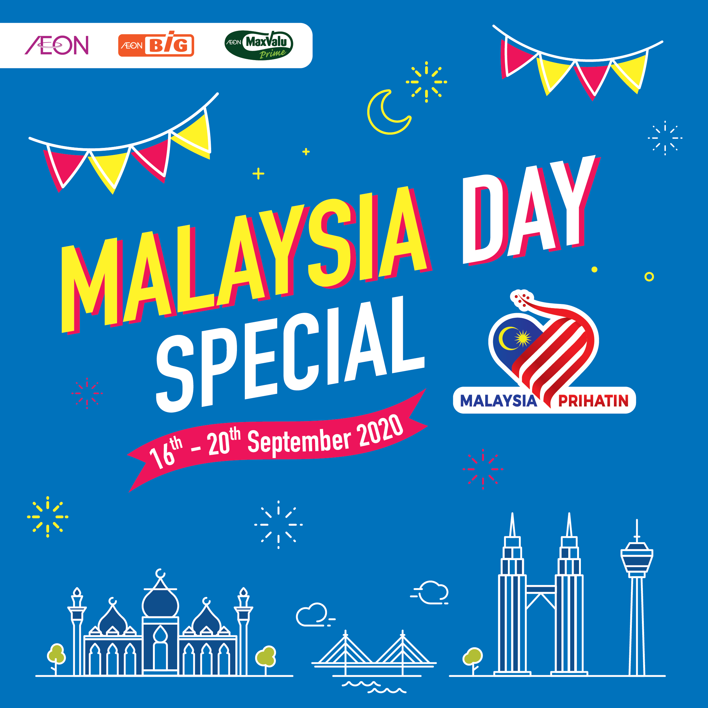 AEON Malaysia Day Special