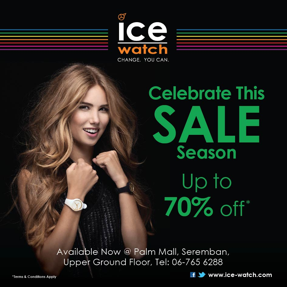 Ice Watch Sale Season