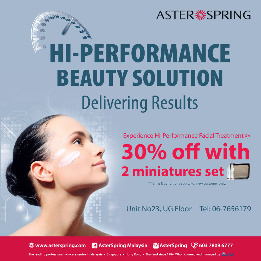 Hi-Performance Facial Treatment