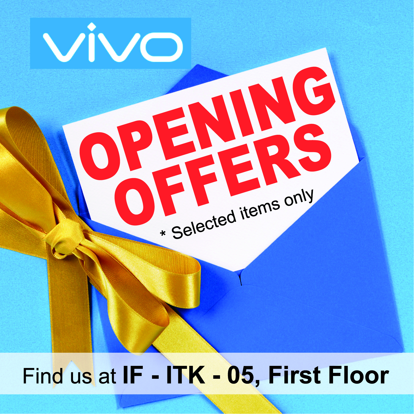 VIVO New Opening