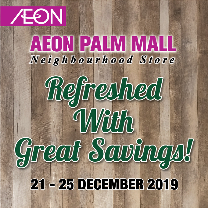 AEON Refreshed