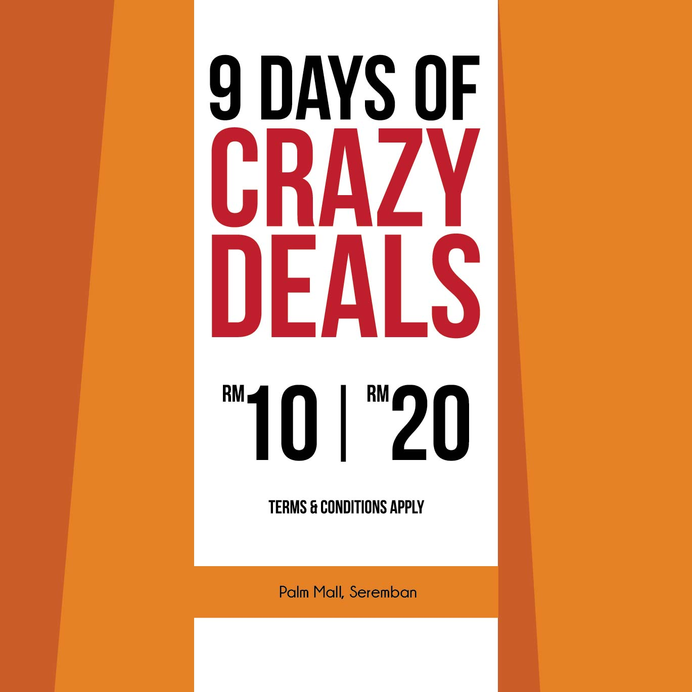 AD Jeans : 9 Days of Crazy Deals