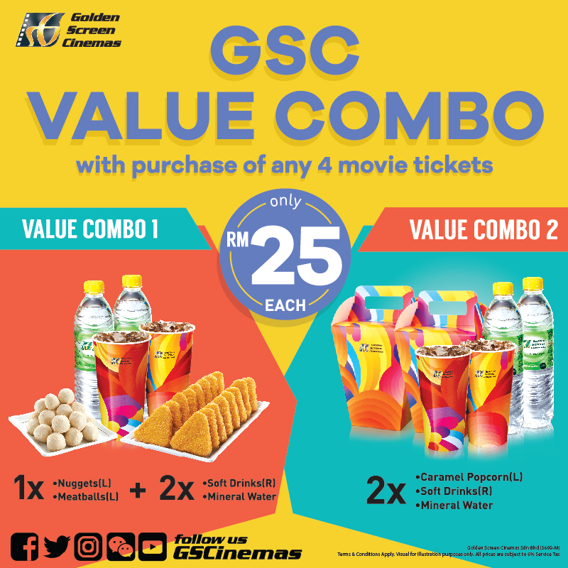 GSC Value Combo