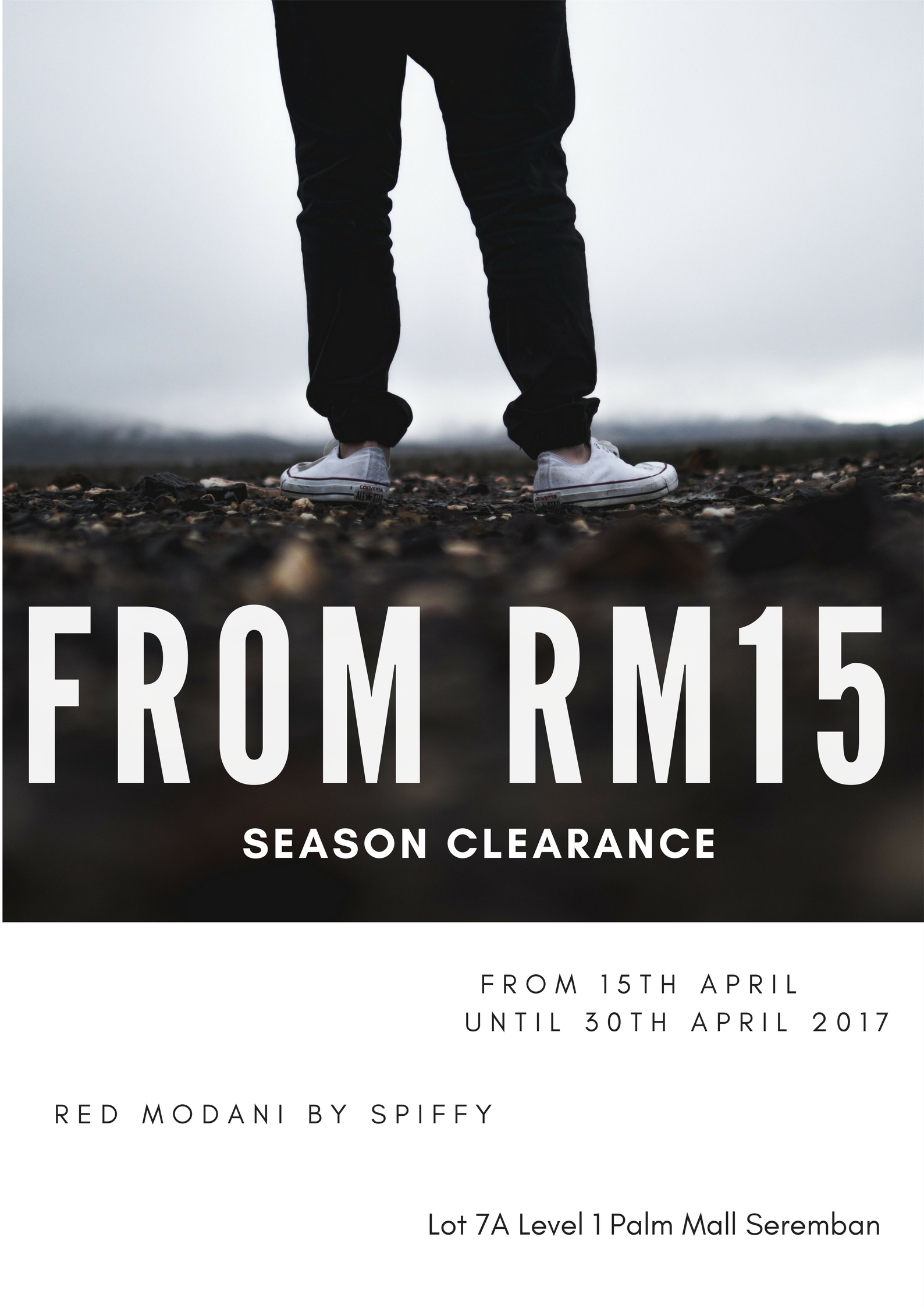 Red Modani Season Clearance