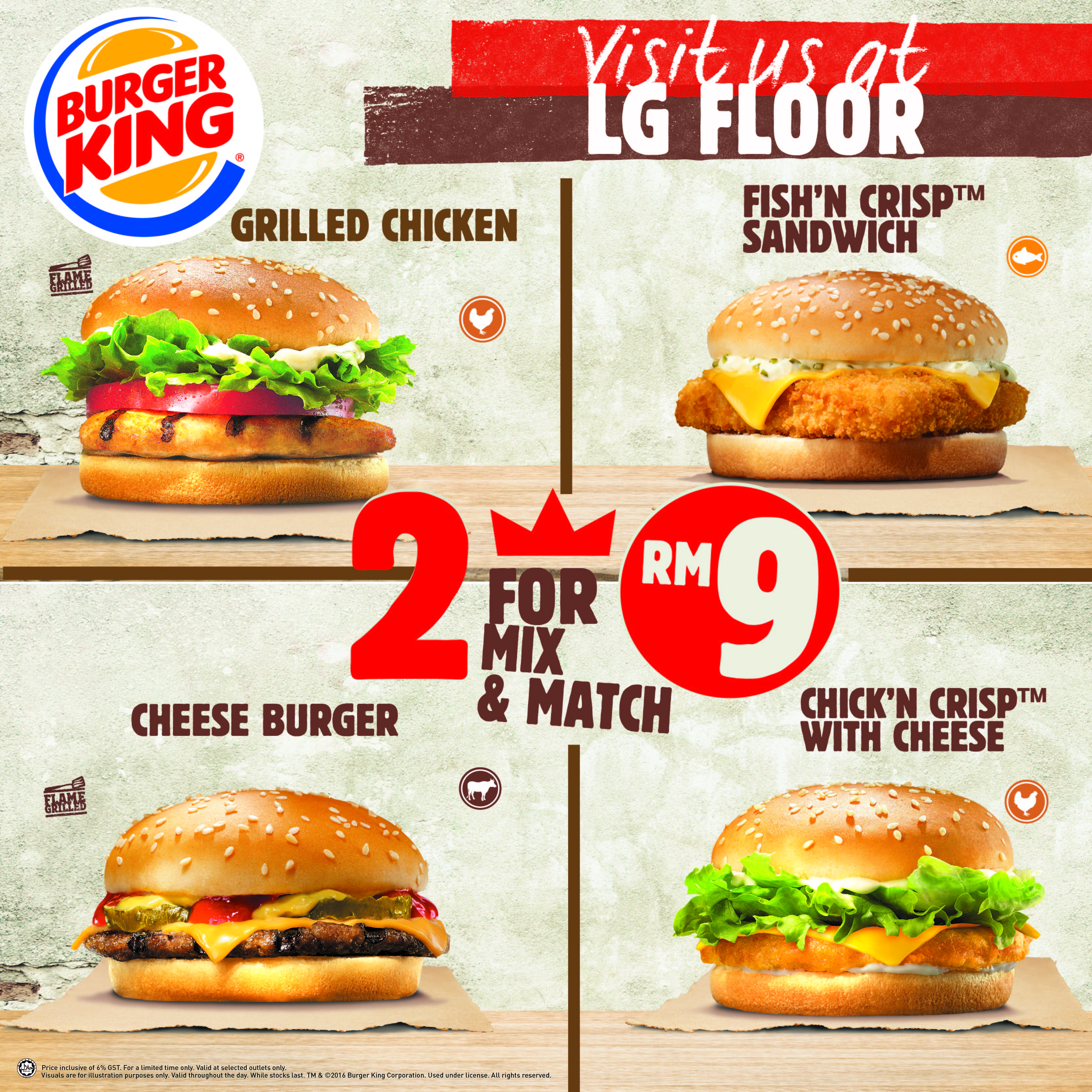 2 For RM9 ONLY