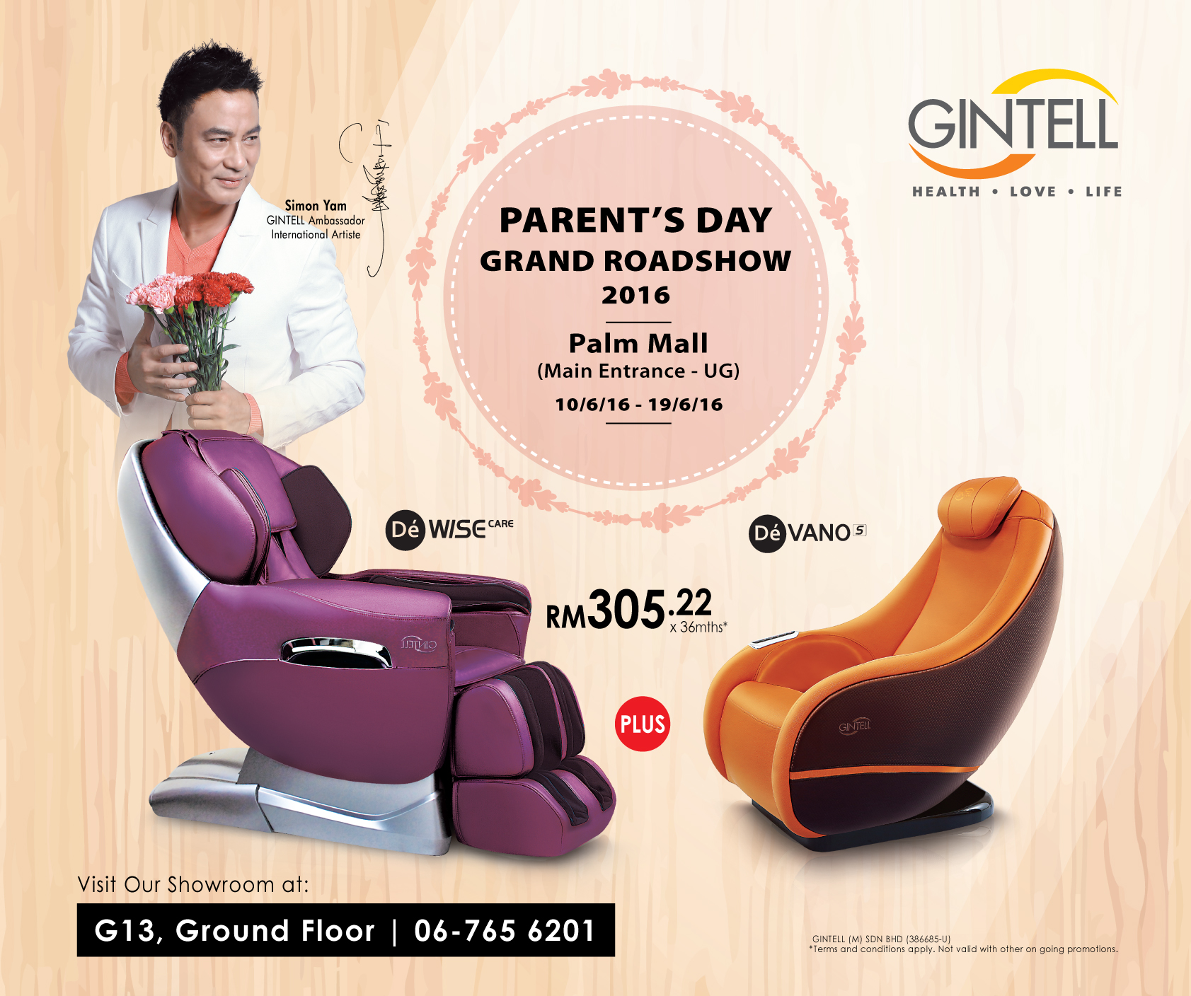Parents' Day Grand Roadshow