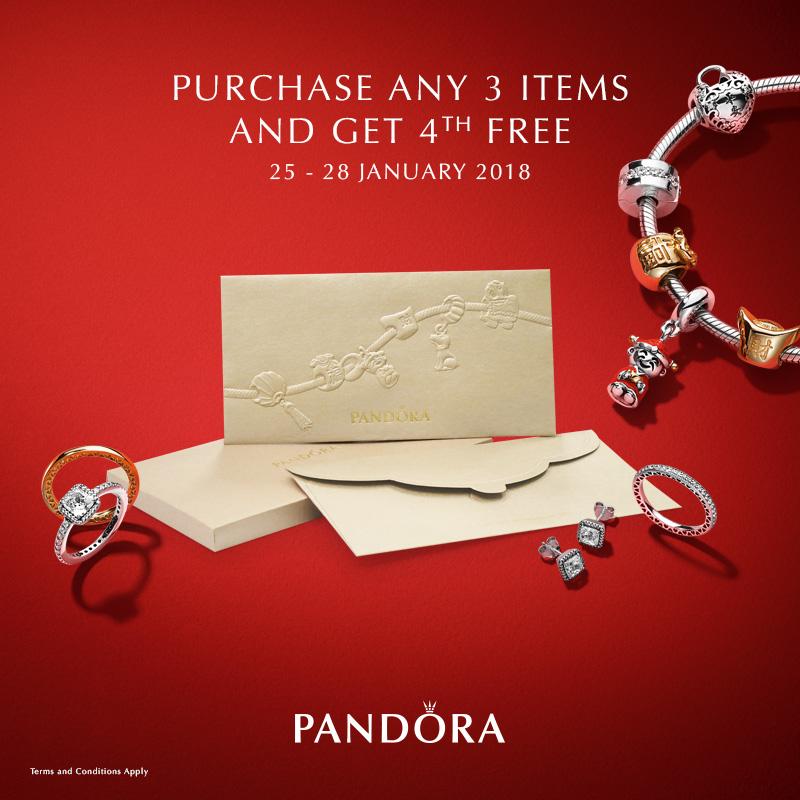 PANDORA CNY Promotion