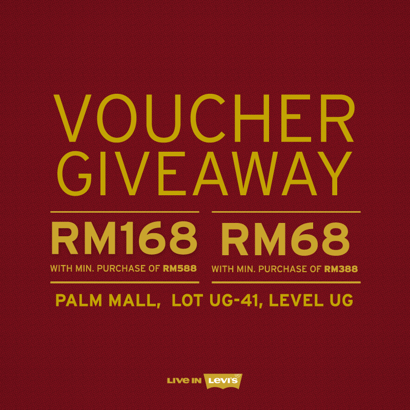 Exclusive Voucher Giveaway