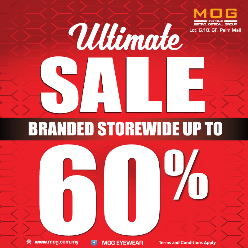 MOG Ultimate Sale