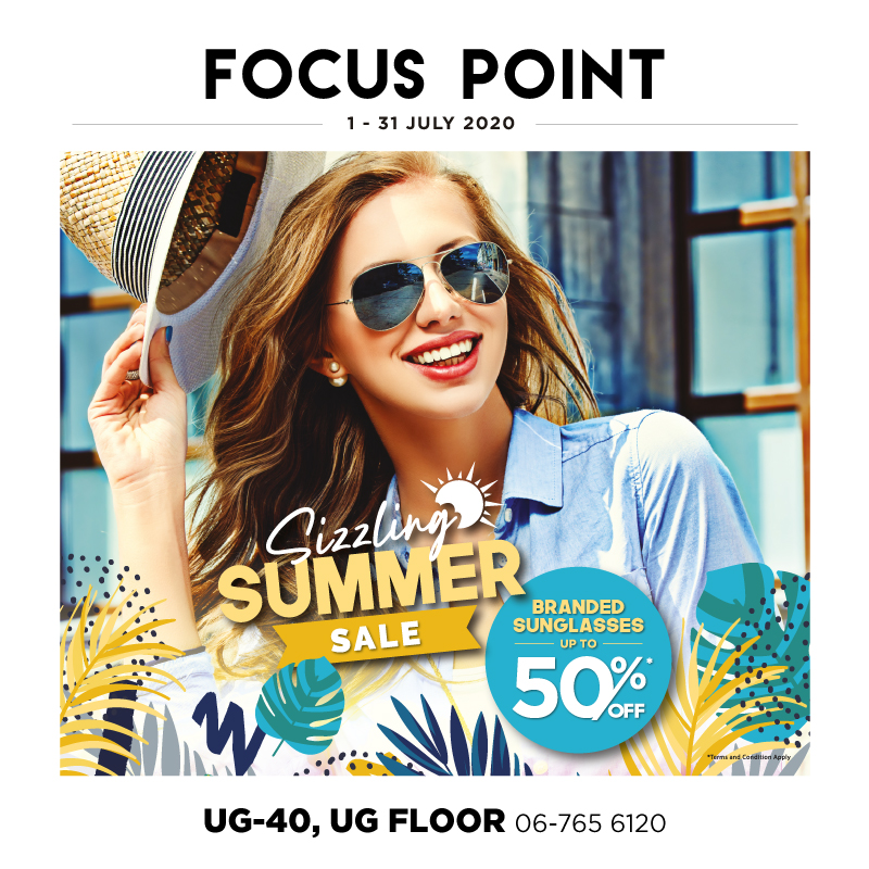 Focus Point July Promotion