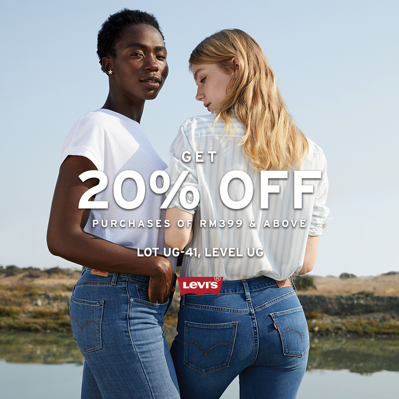 Levi's May Promotion