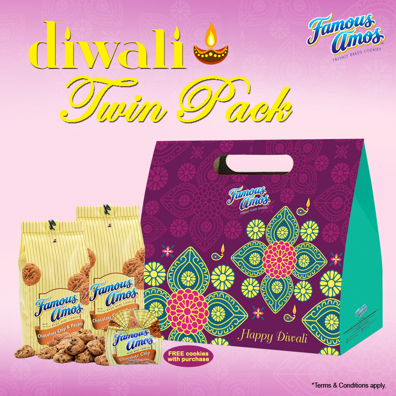 Diwali Twin Pack Promotion