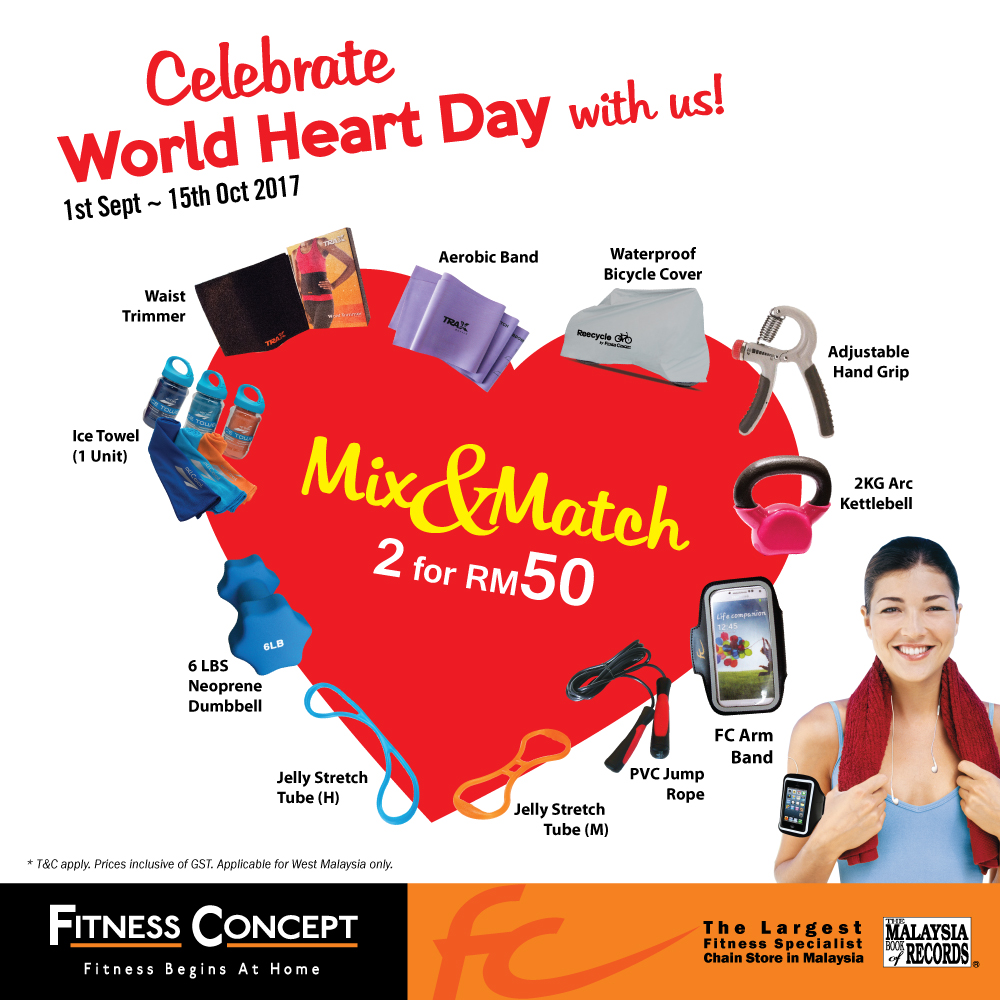 Celebrate World Heart Day with Us!