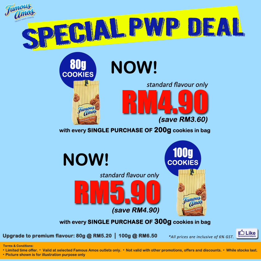 Special PWP Deal