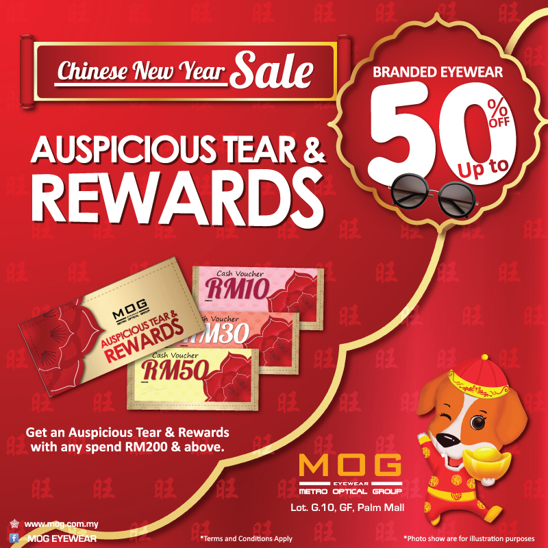 MOG Chinese New Year Sales