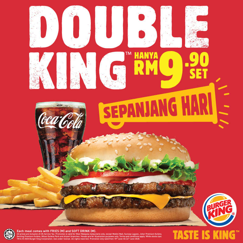 Double King All Day June 20'